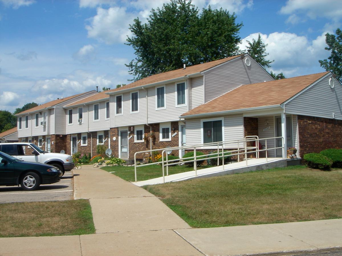 Co-operative Housing | United States of America Archives